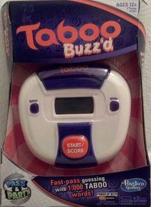 Taboo Buzz'd