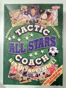 Tactic All Stars Coach Collectible Card Game
