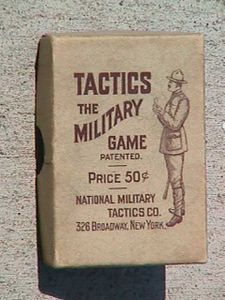 Tactics: The Military Game