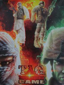 TAG: Terrorist Attack Game
