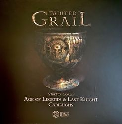 Tainted Grail: Age of Legends & Last Knight Campaigns