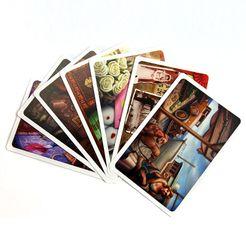 Tajemnicze Domostwo: Motive cards