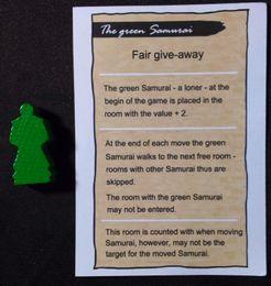 Takamatsu: The green Samurai