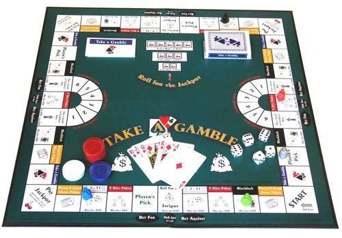 Take a Gamble