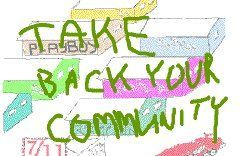 Take Back Your Community!