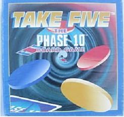 Take Five: The Phase 10 Board Game