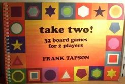 Take Two!: 32 Board Games for 2 Players