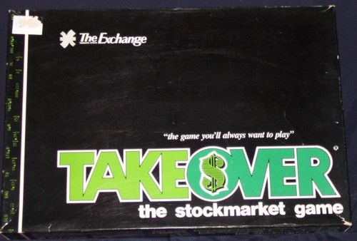 Takeover: The Stock Market Game