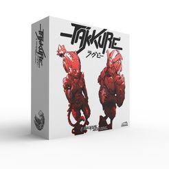 Takkure: A Cyberpunk Rugby Game