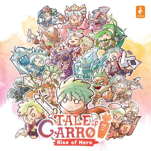 Tale of Carrot: Rise of Hero