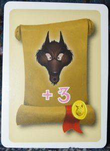 Tales & Games: The Three Little Pigs – Bonus Card