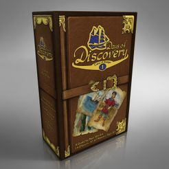 Tales of Danger #1: Days of Discovery