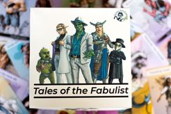 Tales of the Fabulist: Fantasy Deck
