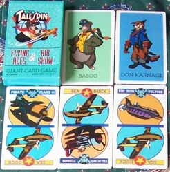 TaleSpin: Flying Aces & Air Show