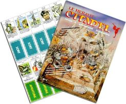 Talisman 2nd Edition: Le Héraut Citadel #4 Cards