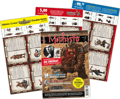 Talisman (Revised 4th Edition): Mephisto #48 Promo Characters