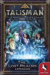 Talisman (Revised 4th Edition): The Lost Realms