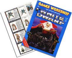 Talisman (second edition): White Dwarf #115 Cards