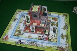 Talisman Sorcerers Tower Expansion (Fan expansion for Talisman)