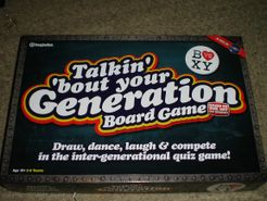 Talkin' 'bout your Generation Board Game