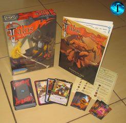 Talos: the Arena