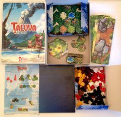 Taluva: Starting tile expansion