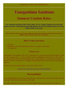 Tanegashima Sandman