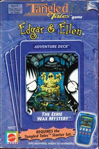 Tangled Tales Adventure Deck- Edgar & Ellen: The Eerie Wax Museum
