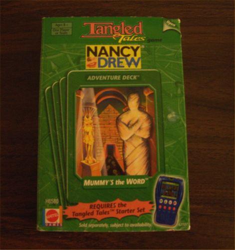 Tangled Tales Adventure Deck- Nancy Drew: Mummy's the Word
