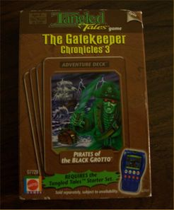 Tangled Tales Booster The Gatekeeper Chronicles 3: Pirates of the Black Grotto