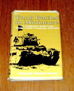 Tank battles in miniature 1