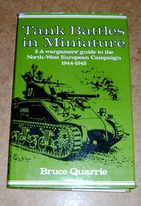 Tank Battles in Miniature 3