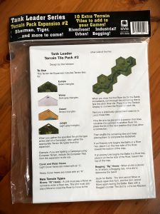 Tank Leader Terrain Tile Pack #2