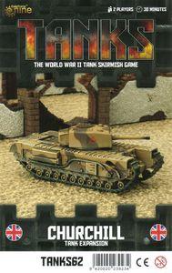 Tanks: Churchill Tank Expansion