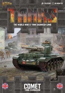 Tanks: Comet Tank Expansion