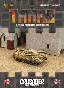 Tanks: Crusader Tank Expansion