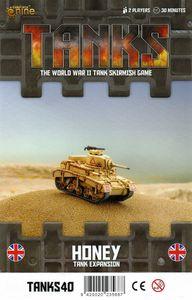 Tanks: Honey Tank Expansion
