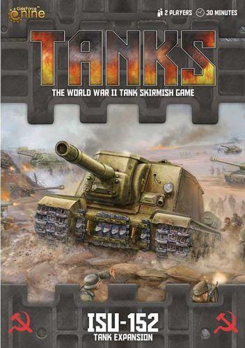 Tanks: ISU-152 Tank Expansion