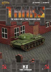 Tanks: KV Tank Expansion