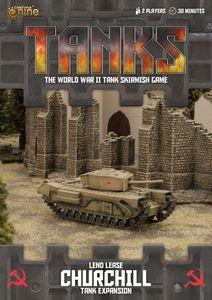 Tanks: Lend Lease Churchill Tank Expansion