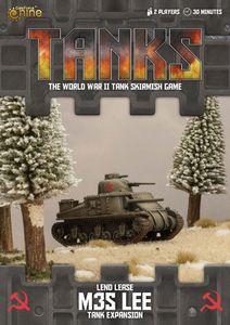 Tanks: Lend Lease M3S Lee Tank Expansion