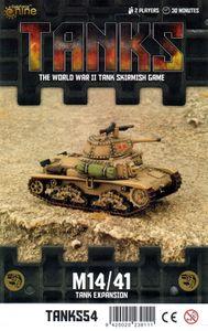 Tanks: M14/41