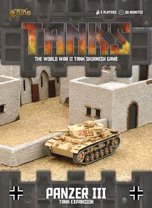 Tanks: Panzer III Tank Expansion