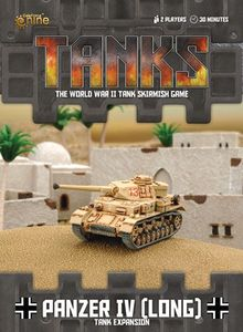 Tanks: Panzer IV (Long) Tank Expansion
