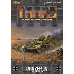 Tanks: Panzer IV Tank Expansion