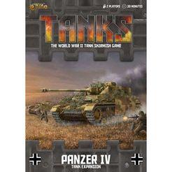 Tanks: Panzer IV Tank Expansion
