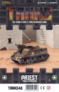 Tanks: Priest Tank Expansion