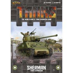 Tanks: Sherman Tank Expansion
