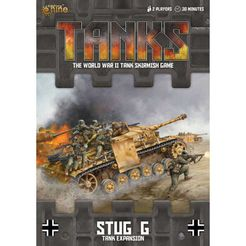 Tanks: StuG G Tank Expansion