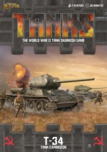 Tanks: T-34 Tank Expansion